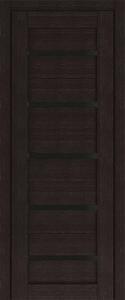 Модель 22 венге черное стекло